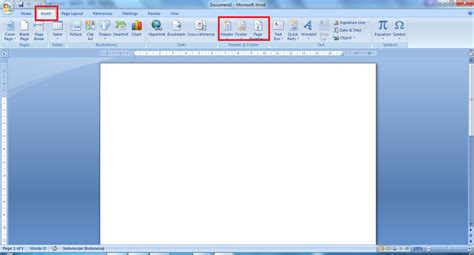 cara membuat copyright html cara membuat header footer di word 2007 unduh files