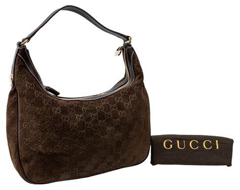 Hobo Shoulderbag Waterproof Monogram gucci suede leather monogram hobo shoulder bag
