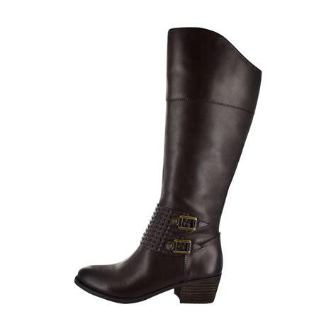 vince camuto bartina flat mid heel boots boots