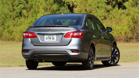 Nissan Sentra 2017 Review by Review 2017 Nissan Sentra Sr Turbo