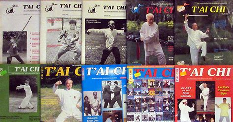 marvin smalheiser legacy with chi books t ai chi magazine founder marvin smalheiser passes away