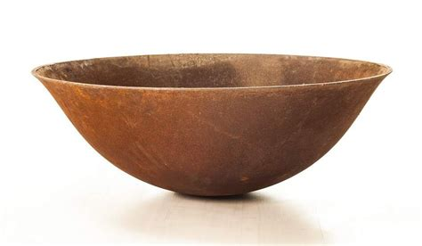 Small Pit Bowl Firepit Bowls Bowl Pit Contemporary Pits By Terrain
