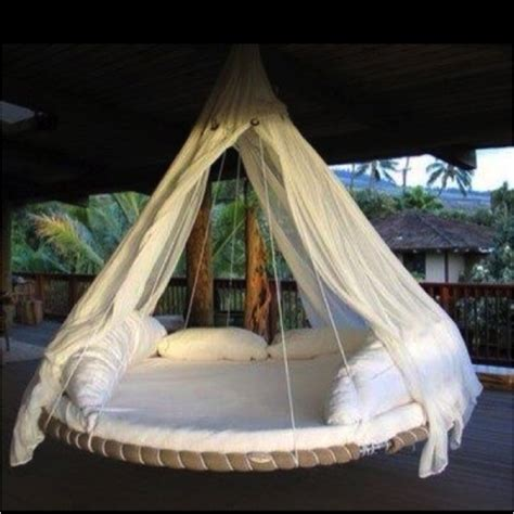 swinging hammock bed diy porch swing and porch bed ideas sunlit spaces