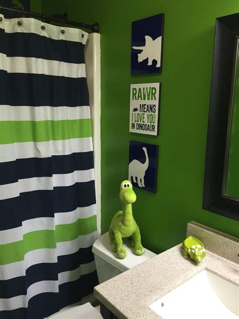 boys bathroom decorating ideas dinosaur bathroom new house room kid