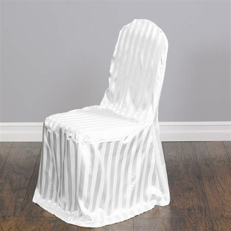 Banquet Chair Covers Cheap by Wholesale Cheap Fancy Striped Satin Banquet Chair Cover