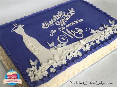 Bridal Shower Sheet Cakes by 25 Best Ideas About Wedding Sheet Cakes On