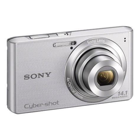 Kamera Sony Cybershot 14 1 Mp sony cyber dsc w610 14 1 mp digital the tech journal