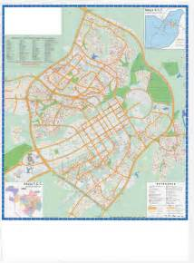 map of showing abuja city tourist map abuja nigeria mappery