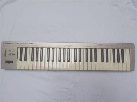 Keyboard Roland Usb roland pc 300 usb image 1701692 audiofanzine
