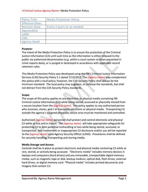 Chri Criminal History Record Information Dissemination Of Criminal Record Information Policy Pdf