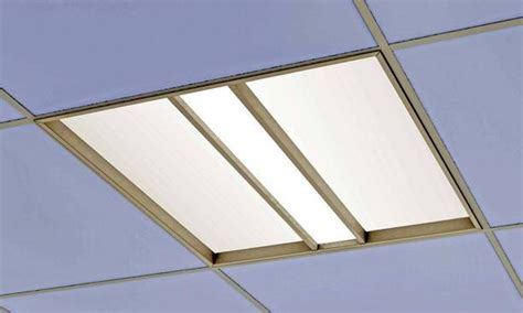 Grid Ceiling Lights New Quot Abacus1 Quot From Aolight Provides High Energy Savings High Light Output In Ultra Shallow