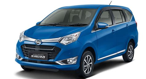 Sparepart Calya daihatsu rolls out new budget and family friendly sigra