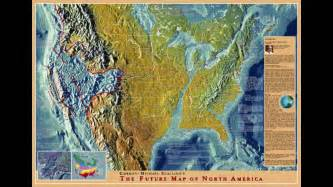 the future map of america future map of america gordon michael scallion s