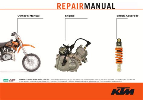 Ktm 50 Service Manual Official 2002 2008 Ktm 50 Ac Lc Repair Manuals Cyclepedia