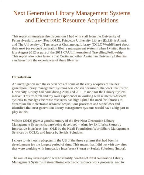 sle of library research paper 33 research paper exles