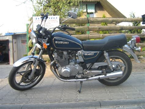 1982 Suzuki Gs450l Zdjęcie 187 Tomoto 187 Suzuki Gs 450 L 1982r