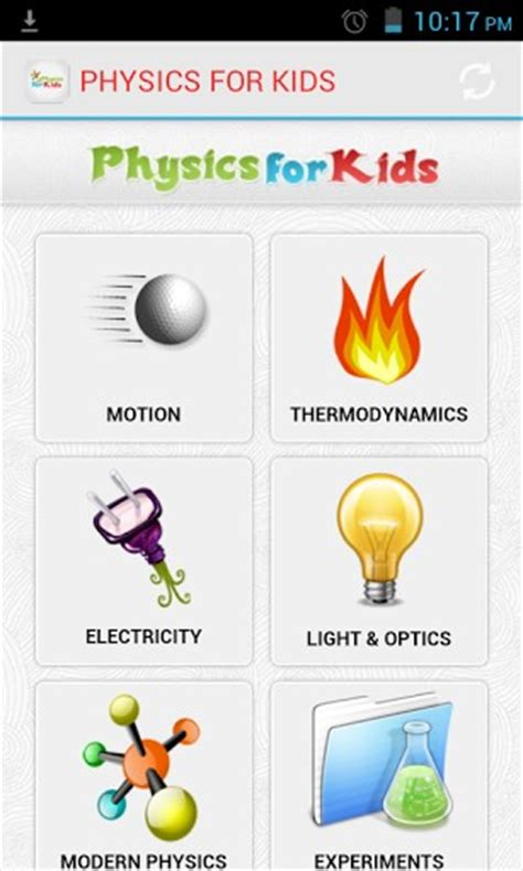 light energy for kids download physics for kids for android appszoom