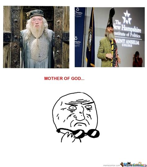 Supreme Meme - dumbledore vs vermin supreme by trolling fiance meme center
