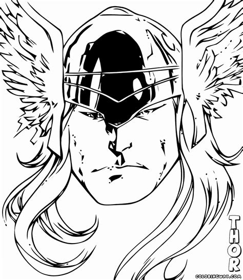 thor coloring pages thor sketch sketch coloring page