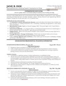 Professional Resume Template 2016 by Using Professional Resume Templateto Create Your Own Writing Resume Sle