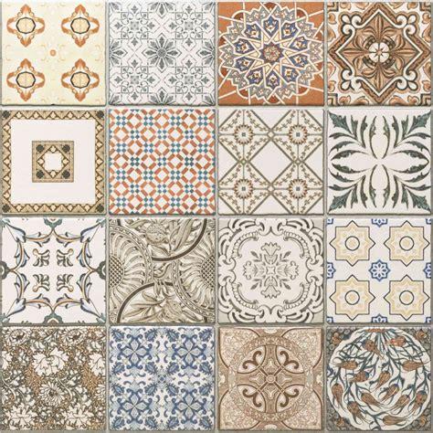 decor tiles and floors carrelage sol ou mur style ancien provenza 44x44 cm 224 l