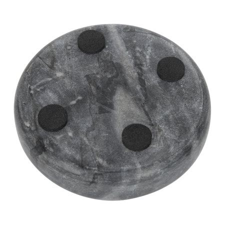 Soap Dish Grey Marble With Base buy a by amara grey marble soap dish amara