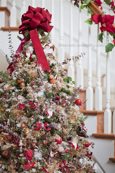 enchanted forest christmas trees celebrate creativity