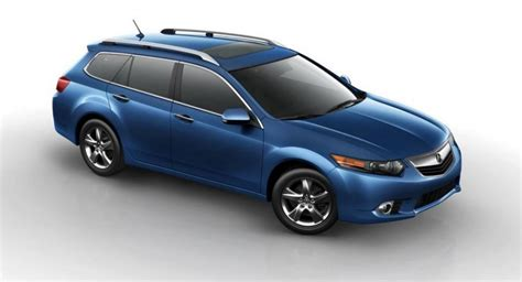 who is the maker of acura acura tsx might be dropped automotorblog