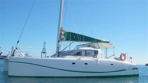 catamaran for sale poland 2006 format 1200 cruising catamaran sail boat for sale