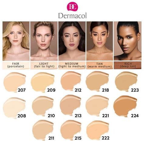 Foundation Dermacol dermacol makeup cover foundation cod end 1 10 2019 5 15 pm