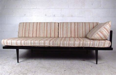 daybed settee unique mid century modern daybed settee at 1stdibs