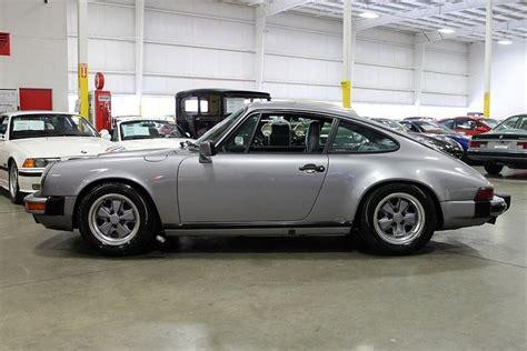 how to work on cars 1988 porsche 911 seat position control 1988 porsche 911 gr auto gallery