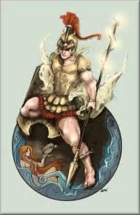 mythman s ares