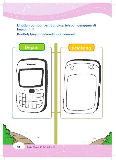 1024100010 Pend Pemb Tematik Terpadu B Indonesia Sd Jl 1a K2013 perkembangan teknologi kelas buku siswa lengkap