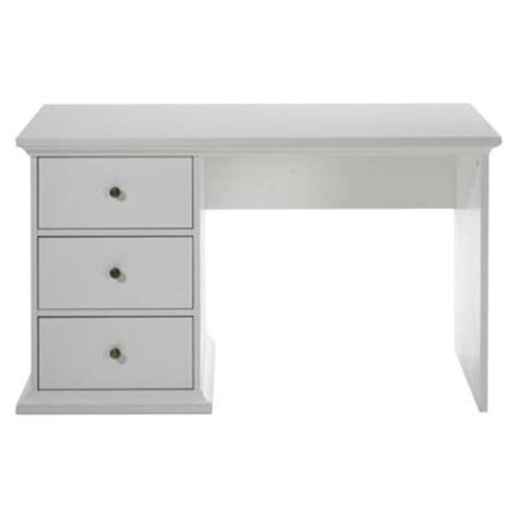 simple white writing desk somerset writing desk white target ethan is needing a