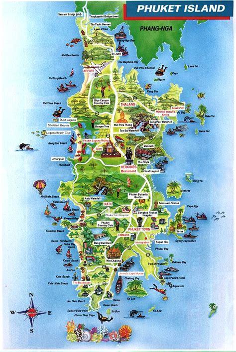 phuket map google search phuket thailand adventure