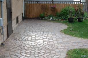 Patio Paver Patterns Paver Patios Installed In The Space Coast Titusville Area