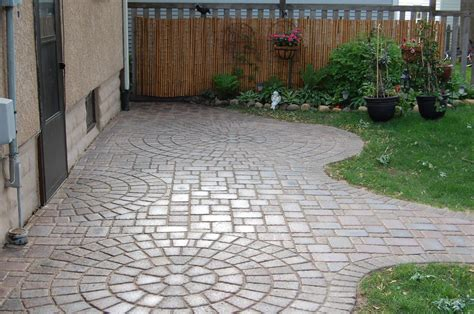 Paver Patio Images Paver Patios Installed In The Space Coast Titusville Area