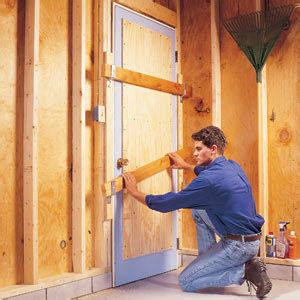 Best Way To Secure Front Door Room Ideas Doors Survival And House