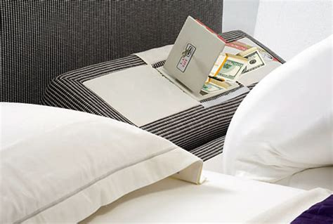 Are Pillows Safe by Safe T Beds Hide Your Money Where You Sleep