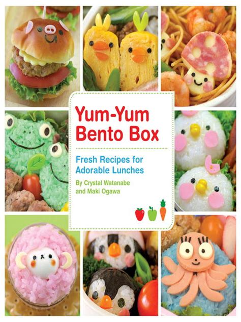 Lunch Box Bento Bako 0111 T1910 4 yum yum bento box ebook calgary library