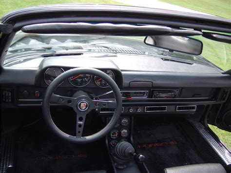 Porsche 914 Interior by 1974 Porsche 914 Custom Targa 82009