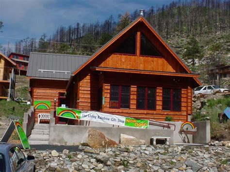 Mount Lemmon Cabin Rentals by The Living Rainbow