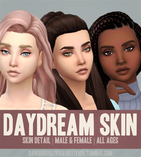 cc sims 4 female skin 1001 best images about sims 4 cc mods on pinterest ea