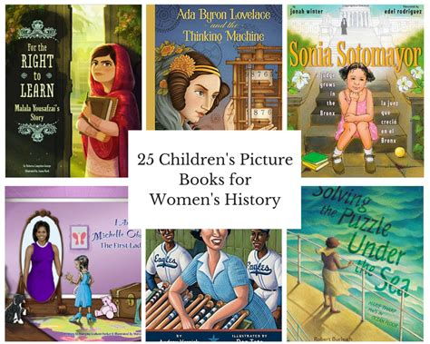 history picture books 25 children s picture books for s history month