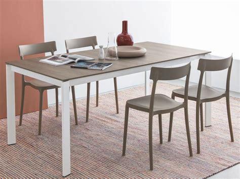 tavolo e sedie calligaris sedia argo connubia by calligaris