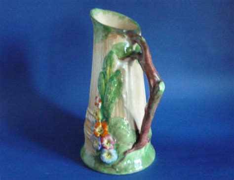 Royal Winton Grimwades Vase Lovely Grimwades Royal Winton Garden Terrace Art Deco Jug