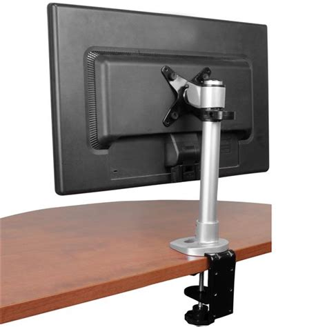 monitor arm desk mount height adjustable monitor arm grommet desk mount
