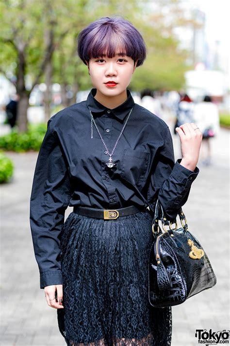 kenshi yonezu earrings tokyo streetwear styles w comme des garcons vivienne