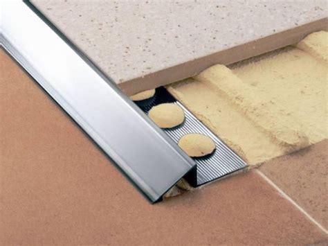 profilo pavimento profilo per pavimento in alluminio novonivel 174 profilo